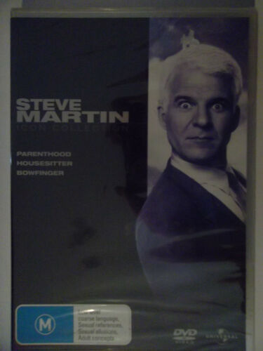 STEVE MARTIN COLLECTION  / 3 MOVIES 2009 , SEALED