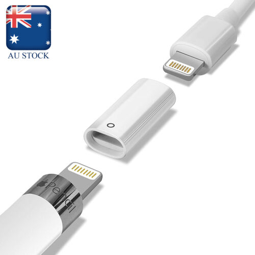 Compatible with Pencil Charger Adapter Replacement for Apple Pencil 1st & 2nd