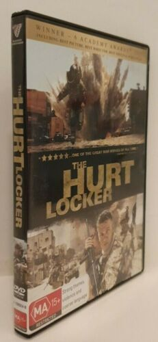 The Hurt Locker - Jeremy Renner - DVD - Free AUSPost with Tracking