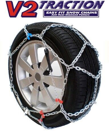 "KONIG T2 /""MAGIC /"" DIAMOND PATTERN POST EASY FIT CHAINS Size 080 ONLY $199"