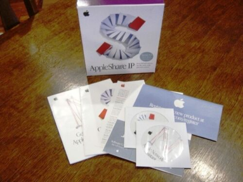 APPLESHARE IP 6.3 50 CLIENT (MAC) - (OPEN BOX) - (USED)