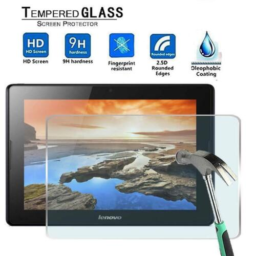 Tempered Glass Screen Protector Film Cover For Various Lenovo Tablet