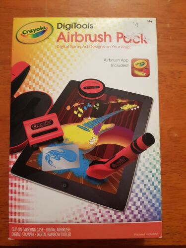 Griffin iPad Crayloa Digitools Airbrush Accessory Pack