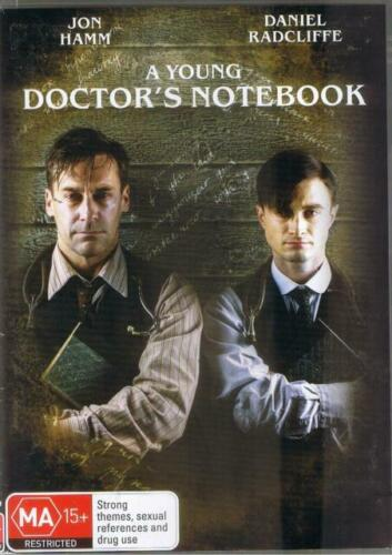 A Young Doctor's Notebook (DVD)  Daniel Radcliffe -Region 4 -Very Good Condition