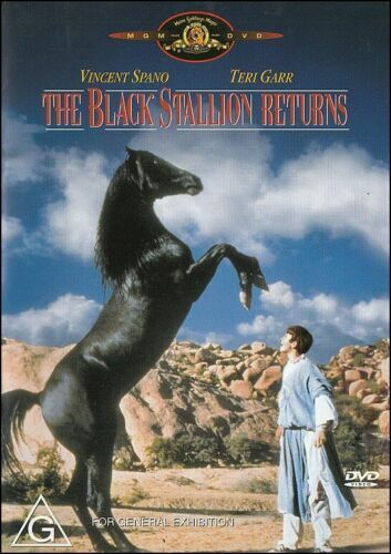 The Black Stalion Returns (DVD)   Region 4 - New and Sealed