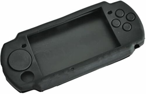 Case for Sony PSP 3000 console silicone cover protective with UMD | ZedLabz