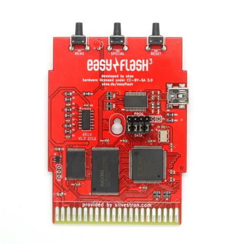 EasyFlash 3 for Commodore 64