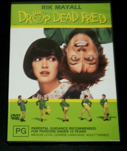 PreOwned DVD - Drop Dead Fred [B10]
