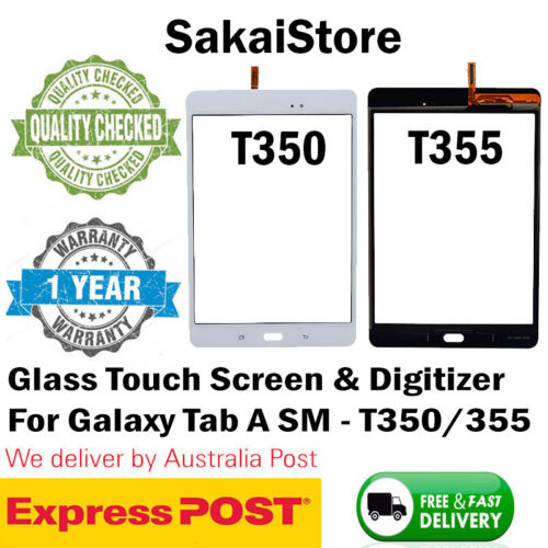 Digitizer Touch Screen Glass for Samsung Galaxy Tab A 8.0 SM- T350 T355
