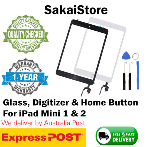 Digitizer Touch Screen Front Glass For Apple iPad Mini 1 & iPad Mini 2