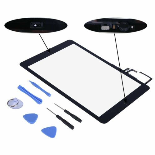 LCD Touch Screen Glass Assembly Replacement Kit for 5th Gen iPad 5 A1823