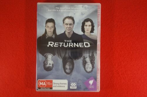 The Returned - DVD - Free Postage !!