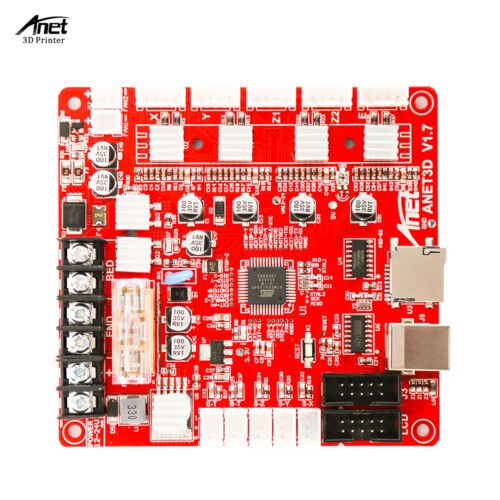 Anet A1284-Base Control Board Mother Board Mainboard for Anet A8 DIY Self D5I7
