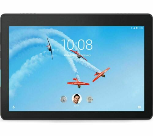 Lenovo Tab E10 10.1 Inch HD Tablet (Quad-core 1.3, 2 GB Memory, 16 GB Storage)