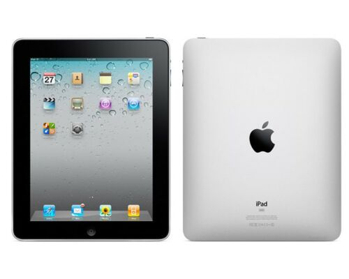 Apple iPad 1st Generation 9.7-inch, Black, Wi-Fi Only, 16GB, and Free Shipping