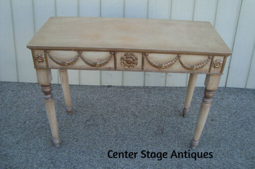 60283  Decorator STERLING INDUSTRIES Console Stand Hall Table