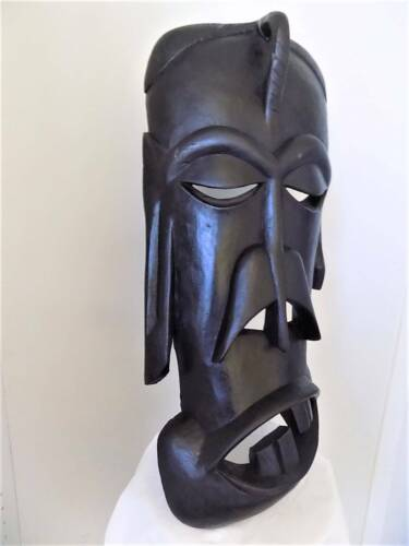 LARGE AFRICAN MASK