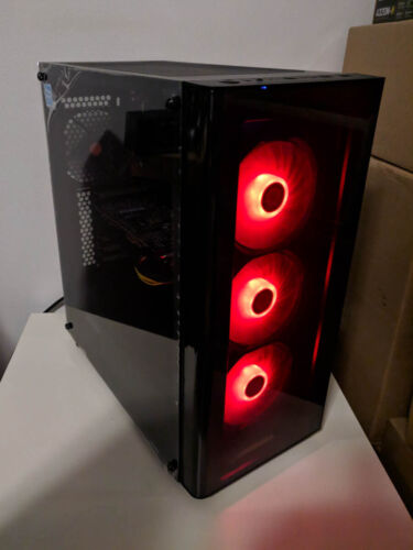 Gaming PC Intel i7 | 16GB RAM | RX570 4GB | 240GB SSD