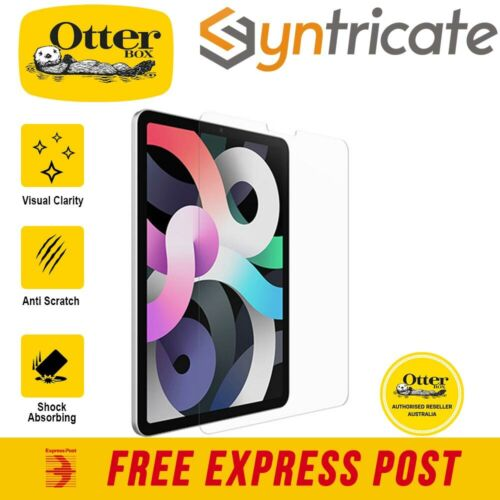 """iPad Air 4Th Gen (10.9"""") OTTERBOX Amplify Glass Antimicrobial Screen Protector"""