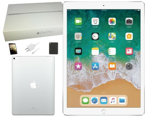 Apple iPad Pro 32GB, Silver, Wi-Fi Only, 12.9-inch, and Exclusive Limited Bundle