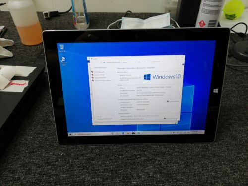 Microsoft Surface 3 - 128GB SSD 4GB RAM Parts Only