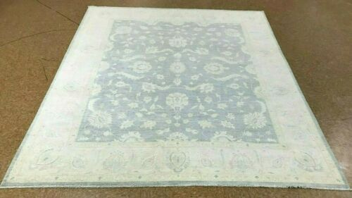 "8'2"" x 9'8"" Tribal Hand Knotted Area Rug No: H 142479"