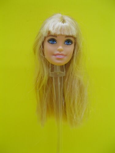 BARBIE HEAD ONLY - WELCOME BABY MILLIE MOLD