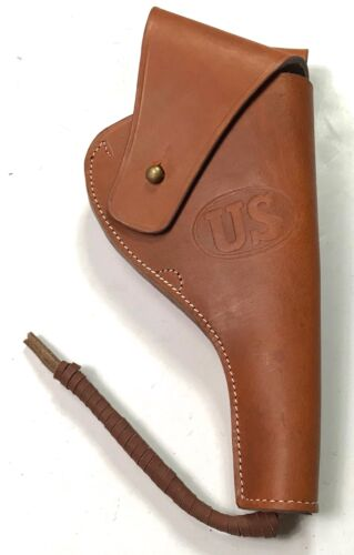 WWI US ARMY M1917 .45 PISTOL REVOLVER HOLSTER United States - 156413