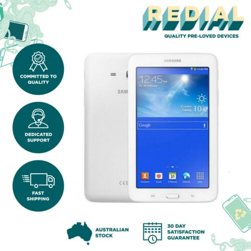 Samsung T110 Galaxy Tab 3 7.0 | 8 GB  | Free Express Post
