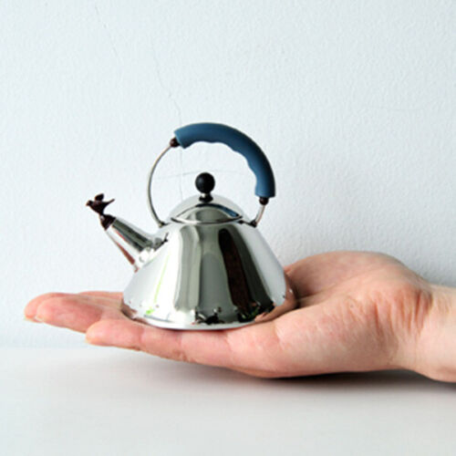 ALESSI Collectable Miniature 9093 Kettle