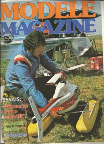 MODELE MAG N°367 LE PIAF / LE TIGRE / LES P'TITS GROS /  HELICES / ASW 19 ROBBE