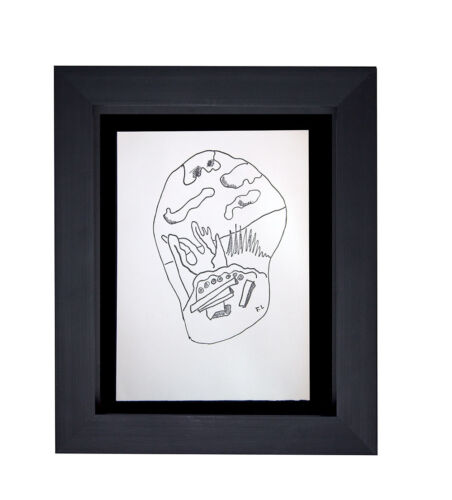"""Fernand LEGER Lithograph SIGNED Limited 130 on RIVES +FRAME """"Magic Circles VI"""""""