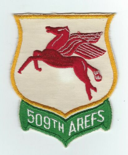 1950's-60's(KC-97 era) 509th AIR REFUELING SQUADRON(5 INCH) patch