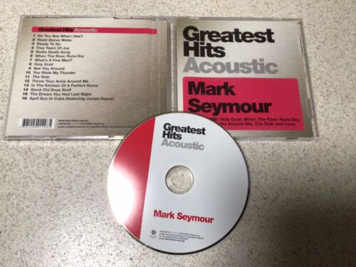 Mark Seymour- Greatest Hits Acoustic CD Hunters & Collectors