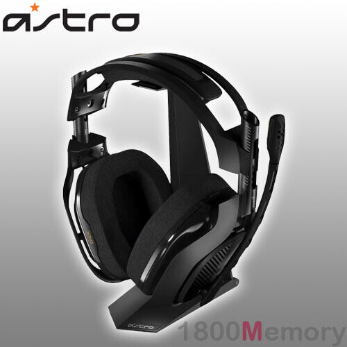 GENUINE Astro Folding Headset Stand Black for A50 A40 A20 A10 PS4 PC XBox One