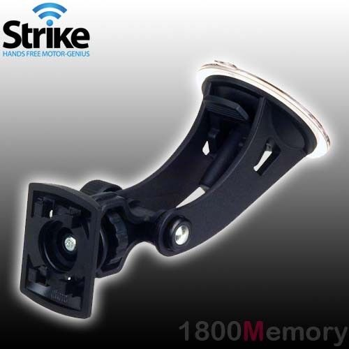 Strike TR Windscreen Windows Suction Mount Disc for Alpha Cradle Phone Universal