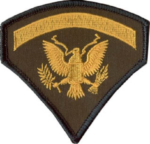 United States ARMY SPEC 5  -   MILITARY PATCH - Specialist Five RANK SP5Army - 66529