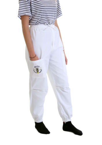 Beekeeping White Trousers - Choose Your Size