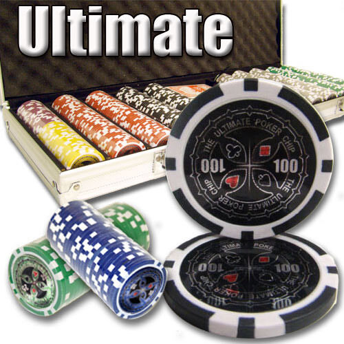 for 39-40 mm chips 2 inch Air Tite Poker Chip Holders 1