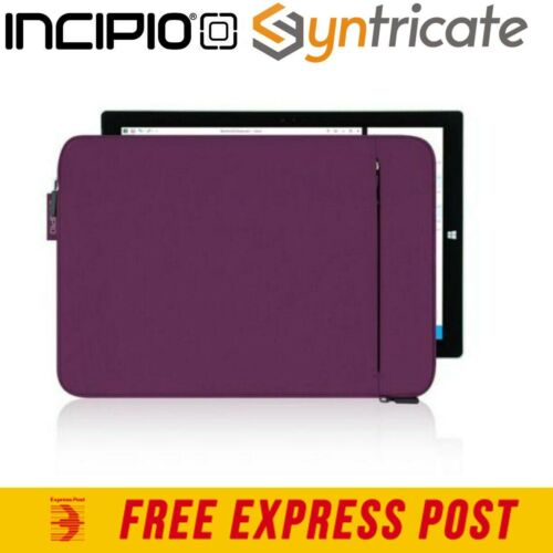 INCIPIO ORD SLEEVE PADDED SLEEVE FOR NEW SURFACE PRO 5 / PRO 4 / PRO 3 - PURPLE