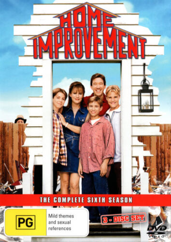 Home Improvement: Season 6 (3 Discs)  - DVD - NEW Region 4