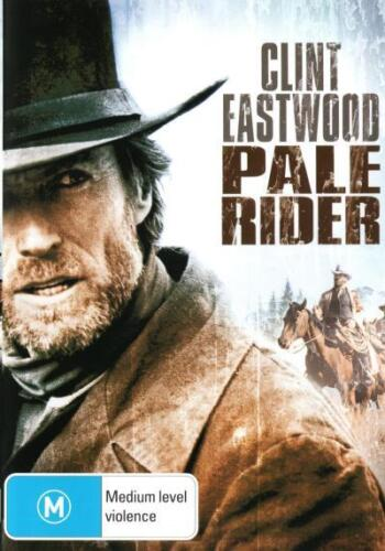 Pale Rider  - DVD - NEW Region 4