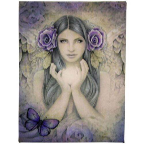 The Blessing. Wall Plaque. Jessica Galbreth. Fairy. Fantasy. Angel. Magic.