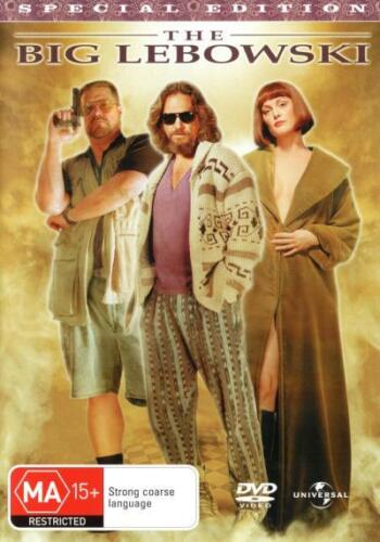 The Big Lebowski (Special Edition)  - DVD - NEW Region 4, 2
