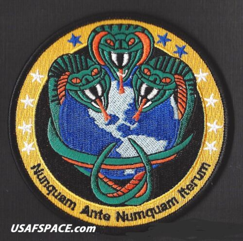 USAF BLACK OPS SNAKES AREA 51 NRO CLASSIFIED DOD SATELLITE SPACE Launch PATCH Air Force - 48823