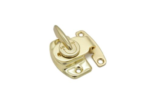TABLE LOCK LATCH, SPRING ACTION RETURN, STEEL, FOR SPLIT TABLES WITH LEAVES