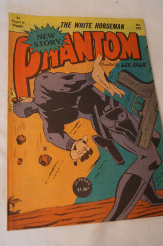 CLASSIC PHANTOM COMIC - Phantom - The White Horseman