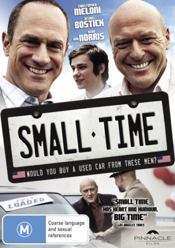 Small Time  - DVD - NEW Region 4