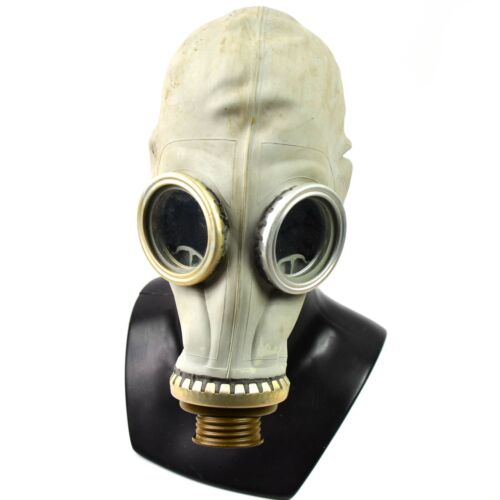 Soviet Russian USSR Gas Mask face respiratory protection cosplay costume XlargeMasks - 70985