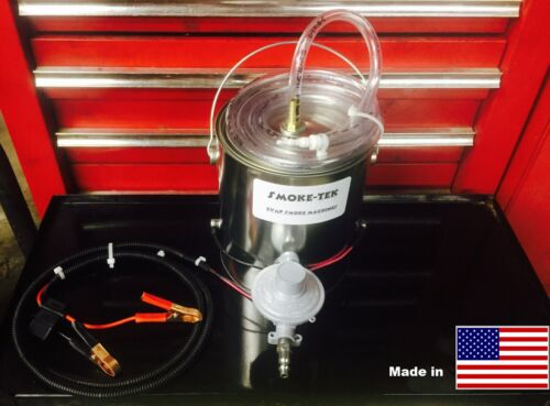 EVAP Smoke Machine Diagnostic Emissions Vacuum Leak tester *BRAND NEW* <br/> USA Made, Next day ship! Over 1000 sold!